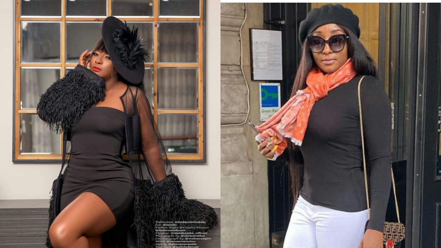 Not Everybody is your friend – Actress Ini Edo - OYO Gist