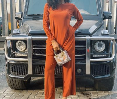'I have stopped taking pictures in front of fancy cars that are not mine' – Wofai Fada