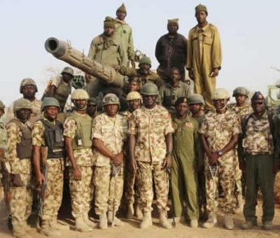 Your Welfare Will be Improved in 2020, Buratai to Soldiers in Sambisa