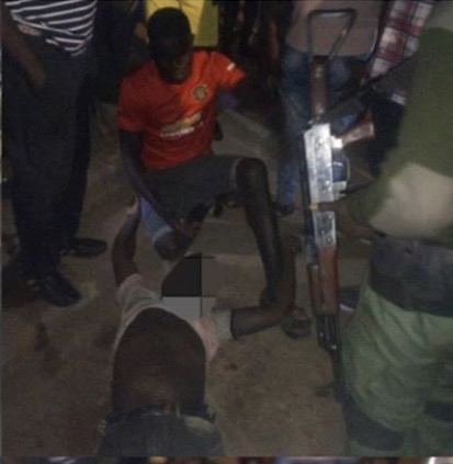 Man Slaps Another Man to Death in Night Club