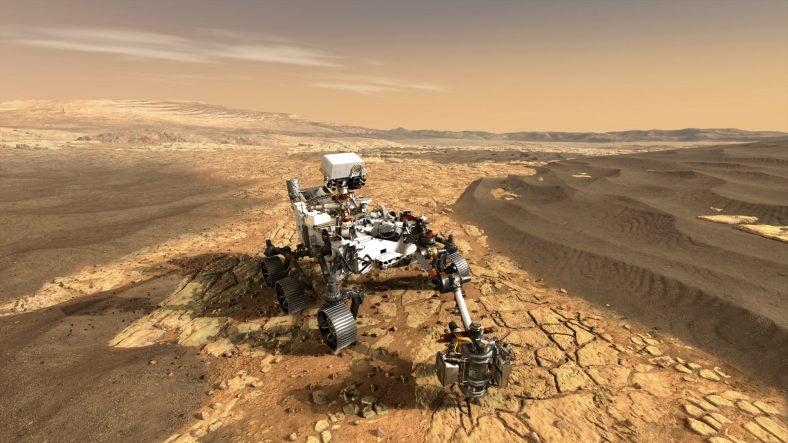 NASA's-Mars-2020-rover-vehicle