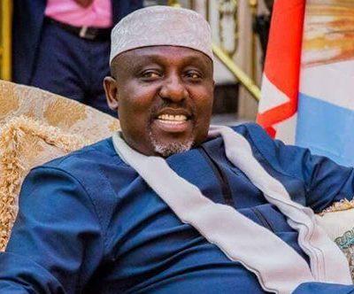 Ihedioha's Sack: I will support you, Okorocha assures Uzodinma