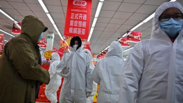pharmacies-put-on-protective-clothing-in-china-hubei-after-outbreak-of-coronavirus