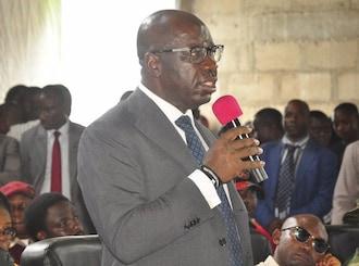 APC Suspends Obaseki's Aide