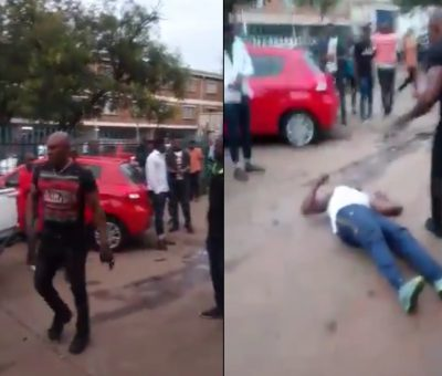 Video: Nigerian killed brother in South Africa with a brick over money