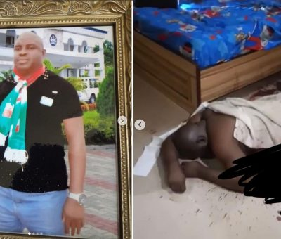 (Videos, Photos) Wife stabs husband to death in Port Harcourt