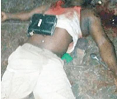 Panic In Delta Community As Gunmen Kills Man, Rapes His Daughter