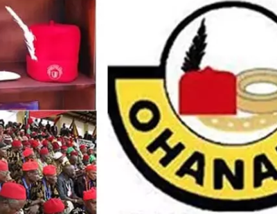 Ohanaeze Accuses Easthern Governors Of Frustrating Its Efforts