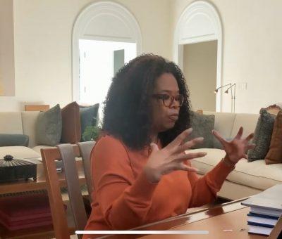 Oprah Winfrey donates $10M – N3.7B – to Coronavirus relief