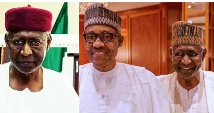 Buhari's Chief of Staff, Abba Kyari reportedly test positive to Coronavirus, Buhari tests negative