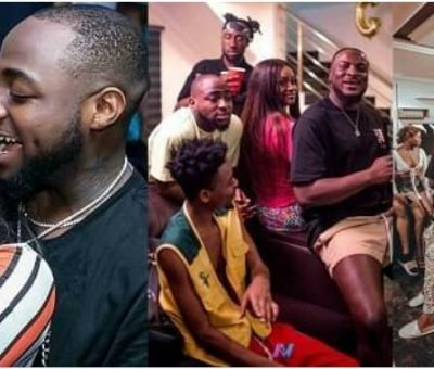 Photos and Video of Chioma partying with Davido, Mayorkun, others, 5 days before she tested positive to coronavirus
