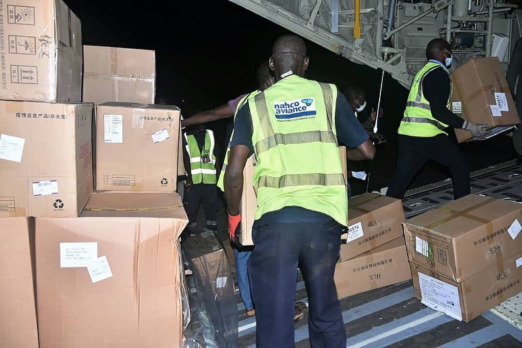 Jack Ma's medical supplies to Nigeria moved from Lagos to Abuja
