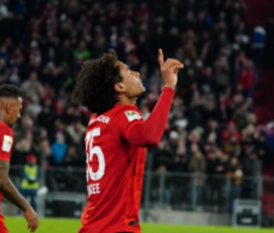 (NFF): Rohr In Talks With Bayern Munich Rising Star Zirkzee Over Playing For Nigeria