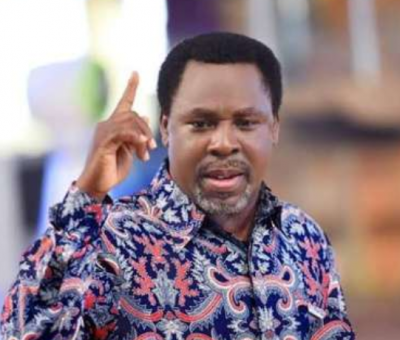 Coronavirus Will End Before The End Of March – Prophet TB Joshua