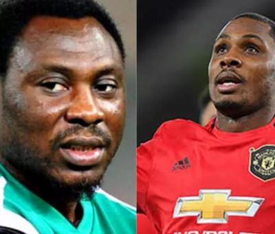 Ighalo Should Accept The £400,000 Weekly Offer – Daniel Amokachi