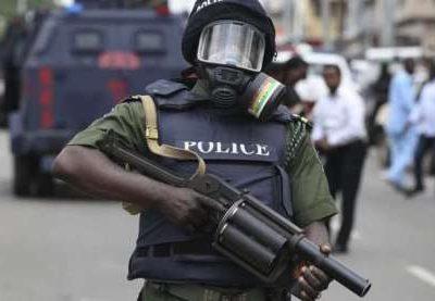 Armed Robbers Allegedly Raid Ibadan Community