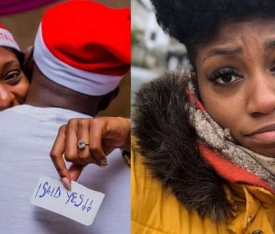 Khafi cries out, says she was supposed to marry Gedoni today had it not been for Coronavirus