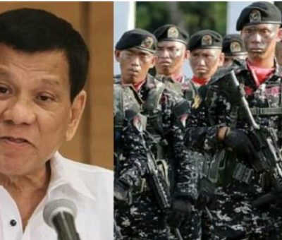 """I'll send you to the grave""- Philippine President Duterte tells police to shoot dead lockdown troublemakers"