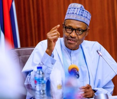 Buhari calls on major countries to cancel debts of small countries