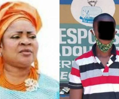 RRS Arrests 19-year-old YabaTech Student Over Nude Photos Of Older Lady