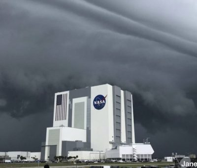 BREAKING: NASA SpaceX launch halted over bad weather
