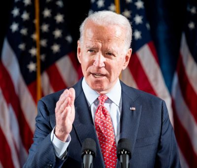 Joe Biden clinches Democratic nomination, to face-off with Trump