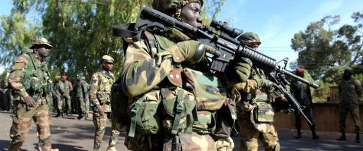 Army Deploys 4 Battalion Of Troops To Search For Abducted Schoolgirls