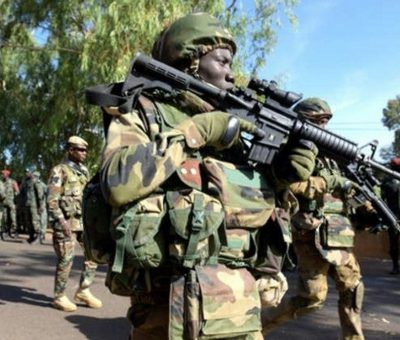 Boko Haram: Nigeria army killed 5 Boko Haram terrorists, recovered ammunition