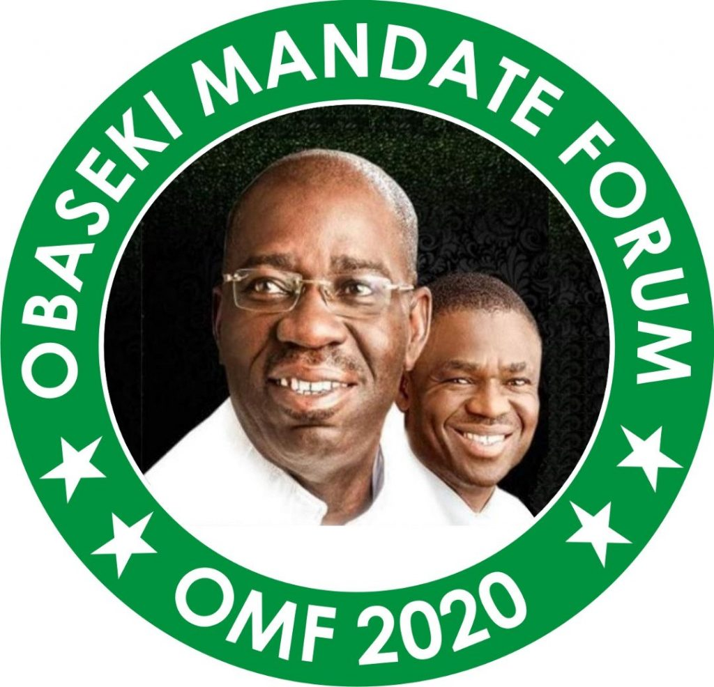EDO 2020: Group purchase APC nomination form for Obaseki