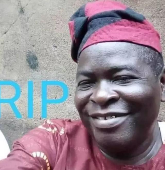 Breaking: Another Nollywood Veteran Actor Is Dead
