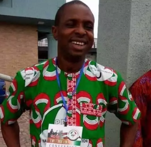 We accepted the resignation of our Publicity Secretary with jubilation, celebration - Imo PDP Chief