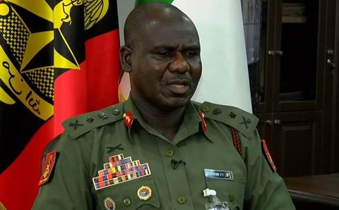 We Will Counsel Soldiers Who Cursed Buratai in Viral Video - Defence Hq