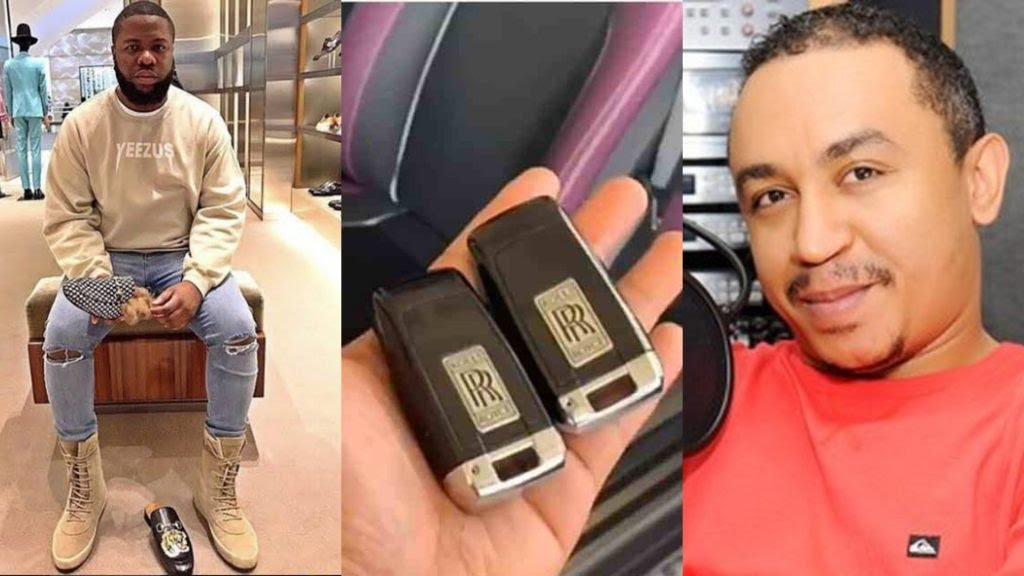 Hushpuppi: You Dine With Fraudsters But Abuse Pastors – Nigerians Slam Daddy Freeze