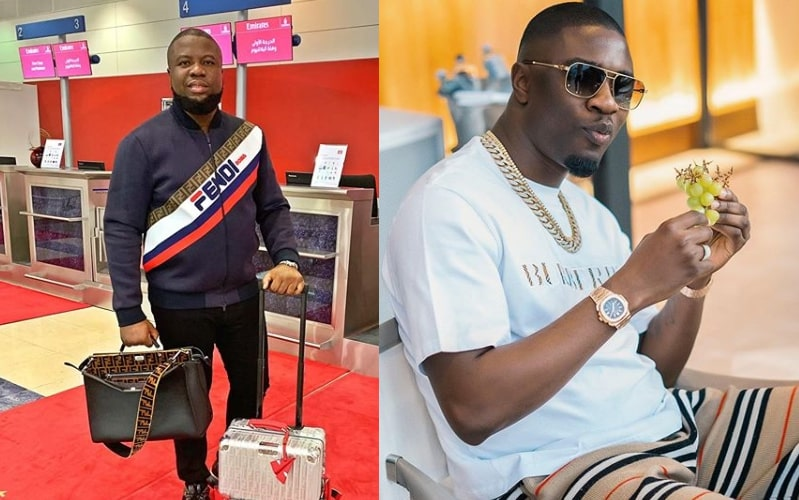 INTERPOL confirms arrest of Hushpuppi and Woodberry on fraud crimes