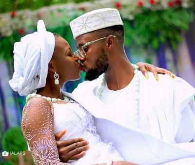 Photos as stylish Ibadan fashion maestros wed each other