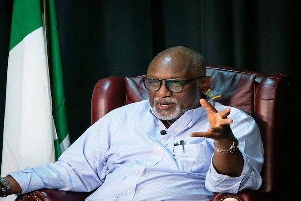 Gov. Akeredolu Denies Involvement in Deputy Governor, Police Saga