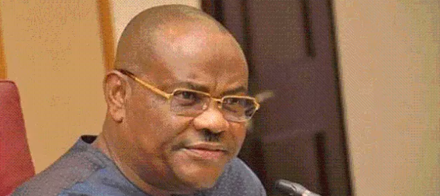 'Mr President, you're indeed a President for every state and Nigerians' - Wike hails Buhari (Details)