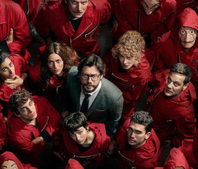 Final season of Netflix Hit-Series, Money Heist, to be released