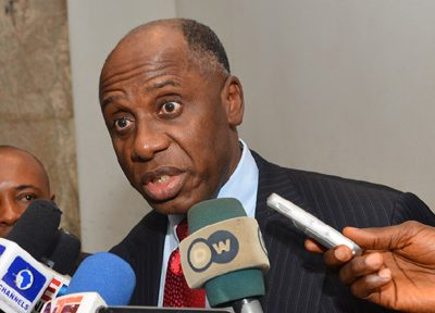 Amaechi Speaks Out, Says He Was Forced Into Reopening Railway Services