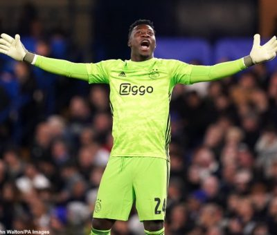 Former Ajax Midfielder doubts if any big clubs will come for Andre Onana