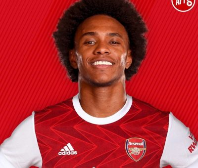 Breaking: Jubilation as Arsenal Welcomes Willian