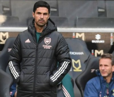 Arteta wants to emulate David Moyes management style.