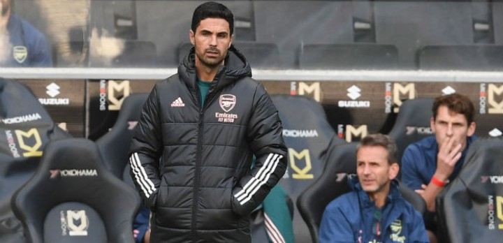 Arteta confident arsenal will complete all their transfer business before October 6.