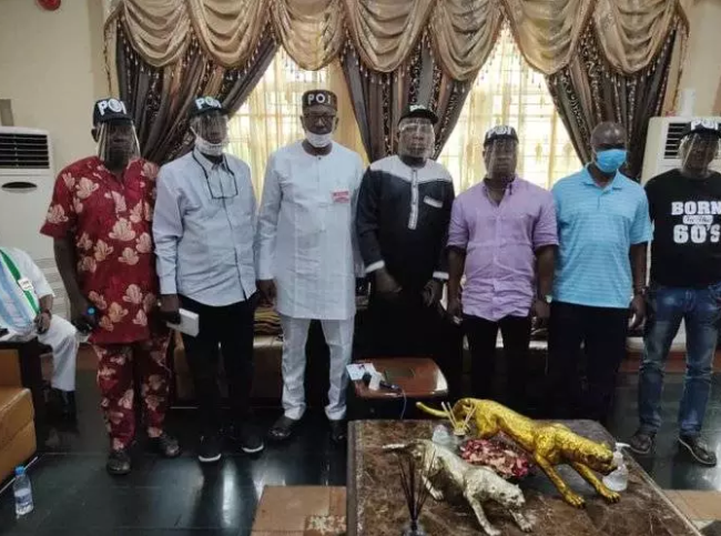 BREAKING: Obaseki's Family declares support for Ize Iyamu
