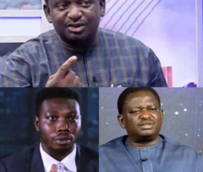'You Lack Ethics And Professionalism'- Buhari's Spokesman Fires Channels TV During Live Program