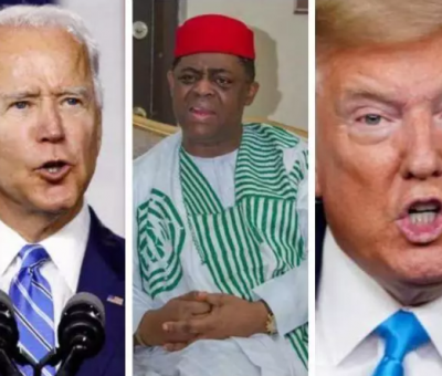 US election: Femi Fani Kayode predicts winner of the presidential election