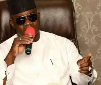 Yahaya Bello Tells Opposition What To Do After Supreme Court Judgement
