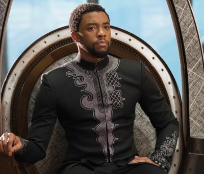 Chadwick Boseman, Black Panther actor  dies at 43
