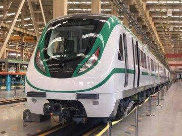 New Set of Trains Arrives Nigeria To Enhance Rail Transportation