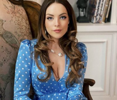 Dynasty star, Elizabeth Gillies, marries boyfriend of six years